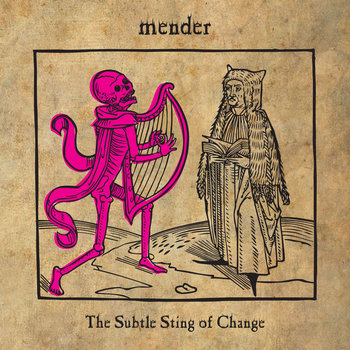 The Subtle Sting Of Change cover art