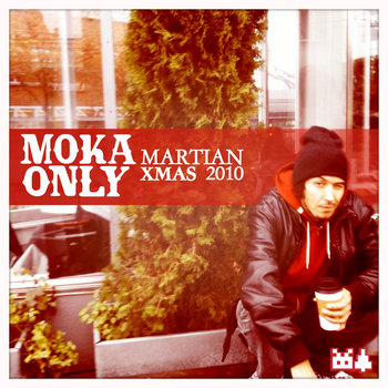 Martian XMAS 2010 cover art