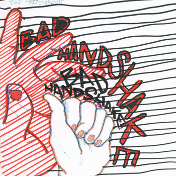 Bad Handshake cover art