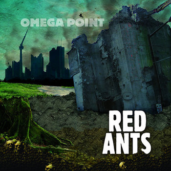 Omega Point cover art