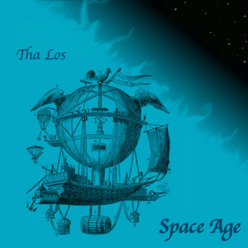 Space Age - EP cover art