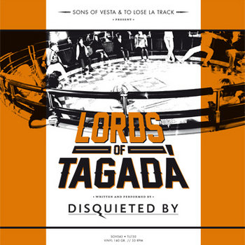 LORDS OF TAGADA' cover art