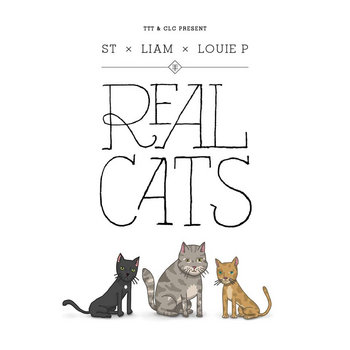 Real Cats cover art