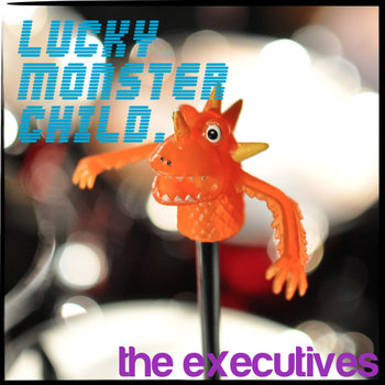 Lucky Monster Child cover art