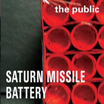 Saturn Missile Battery cover art