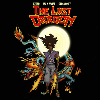 The Last Dragon cover art