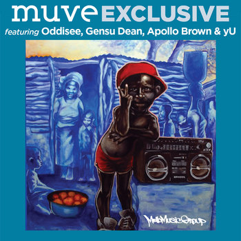 Mello Muve Compilation (Exclusive) cover art
