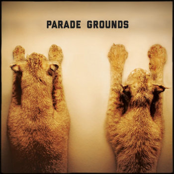 Parade Grounds cover art