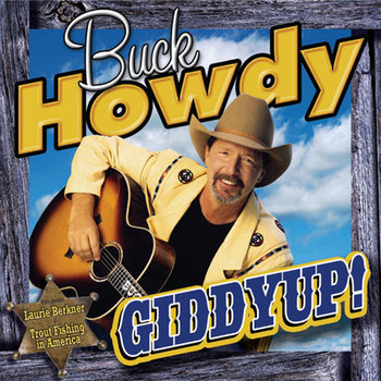 Giddyup! (with special guests Laurie Berkner and Trout Fishing in America) cover art