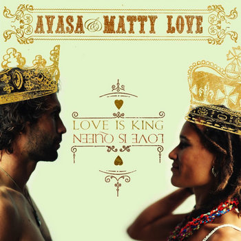 Love is King Love is Queen cover art