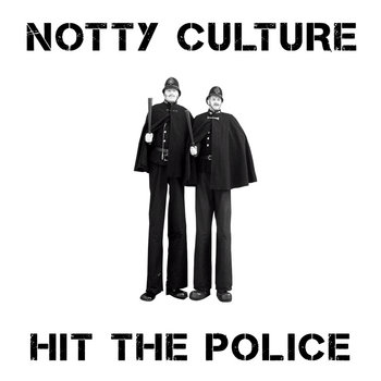 Hit The Police cover art