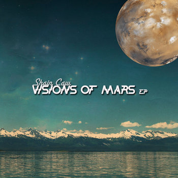Visions Of Mars .ep cover art