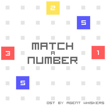 Match a Number cover art