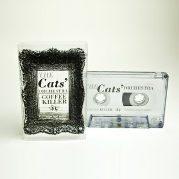 AD014 The Cats' Orchestra ' Coffee Killer' cover art