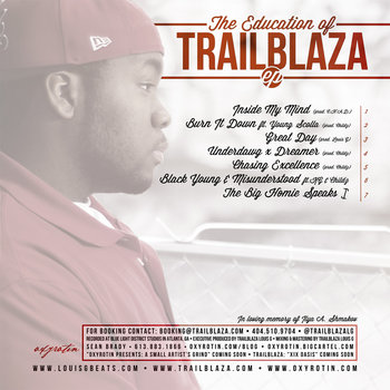 Oxyrotin Presents: The Education of Trailblaza EP cover art