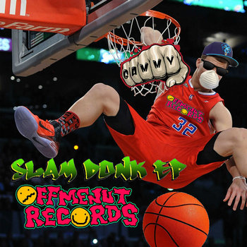 Slam Donk E.P cover art