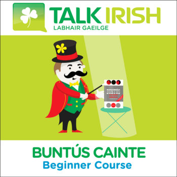 Bunts Cainte Beginners MP3 Course cover art