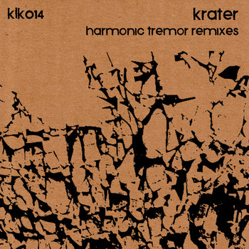 Harmonic Tremor remixes cover art