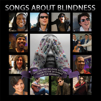 Songs About Blindness - Sneak Peek Sampler cover art