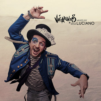 Vagabundos 2012 (Continuous DJ Mix) cover art