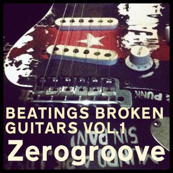 BEATINGS BROKEN GUITARS VOL.1 cover art