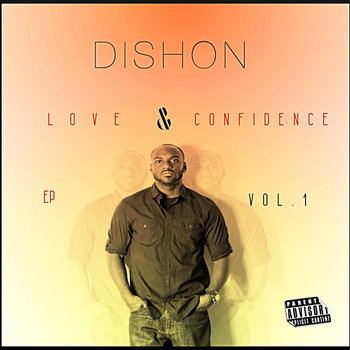 Love & Confidence EP Vol.1 cover art