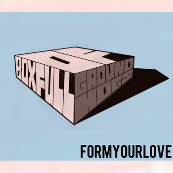FORMYOURLOVE cover art