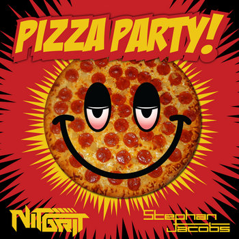 Pizza Party cover art