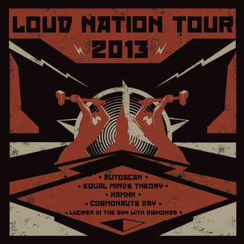 Loud Nation Tour Live Compilation cover art