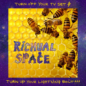 Turn off your Tv set - Turn up your lighting bolt!!! cover art