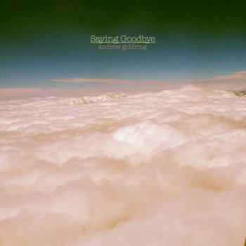 Saying Goodbye (Single) cover art