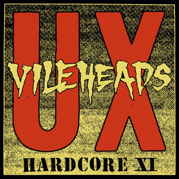 Hardcore XI cover art