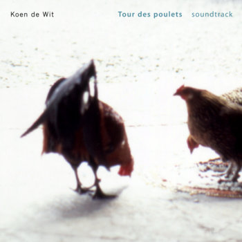 Tour des poulets - soundtrack cover art