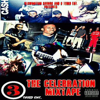 Slow Motions Soundz &amp; Dj Bizzy Presents The Celebration Mixtape cover art