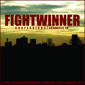 Fightwinner | Confessions: Acoustic EP (FREE) cover art