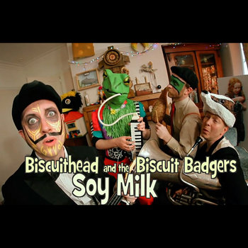 Soy Milk (single) cover art