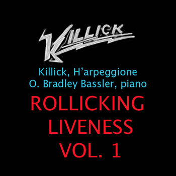Rollicking Liveness Vol. 1: Athens GA 11.11.10 cover art