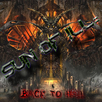 Back to Hell cover art