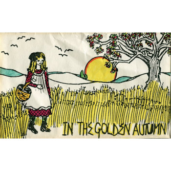 In The Golden Autumn cover art