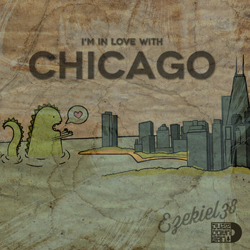 IM IN LOVE WITH CHICAGO cover art