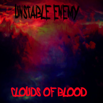 Clouds Of Blood EP cover art