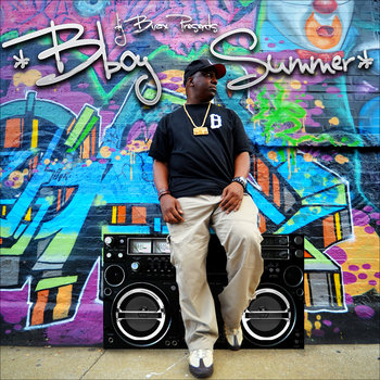 BBOY SUMMER cover art