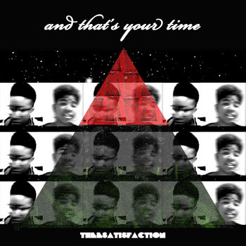 and that's your time cover art