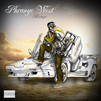 Phranye West cover art