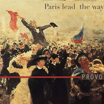 Paris lead the way cover art