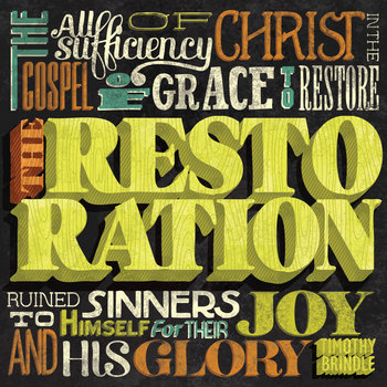 The Restoration cover art