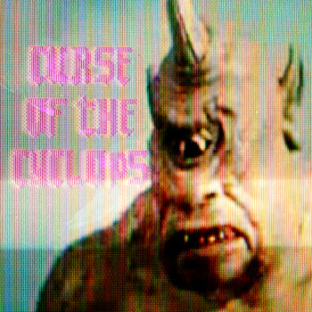 Curse of the Cyclops cover art
