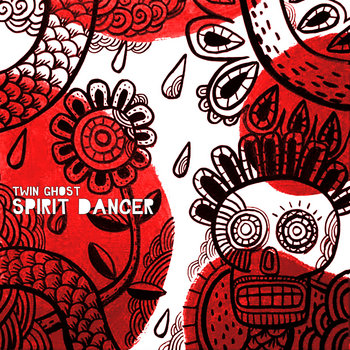 SPIRIT DANCER cover art