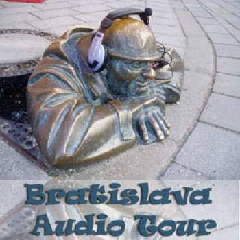 Bratislava Audio Tour cover art