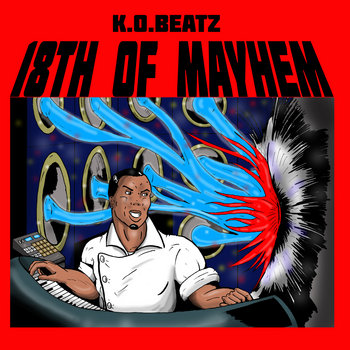 18th of Mayhem cover art